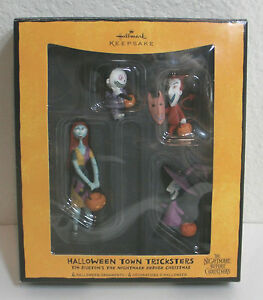 Hallmark Halloween Town Tricksters Nightmare Before Christmas ...
