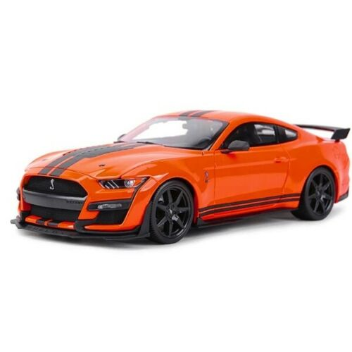 Ford Shelby Mustang GT500 2020 Orange 1//18-18-31388 MAISTO