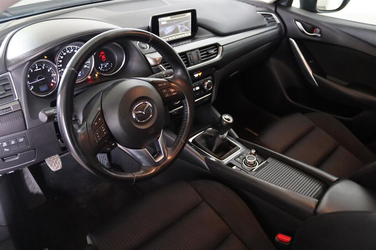 Mazda 6 2,0 SkyActiv-G 165 Vision stc. - billede 4