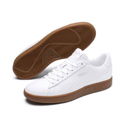 Adulti Sneakers Bianco Puma Da 365215 V2 Retro L Scarpe Unisex Ginnastica Smash qwqRxIX6f