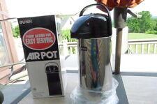 Bunn Air Pot Coffee Beverage Server 245 L 130410001