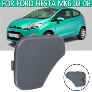Pour-Ford-Fiesta-MK6-Pare-Choc-avant-Remorquage-Couvercle-D-039-Anneau-de
