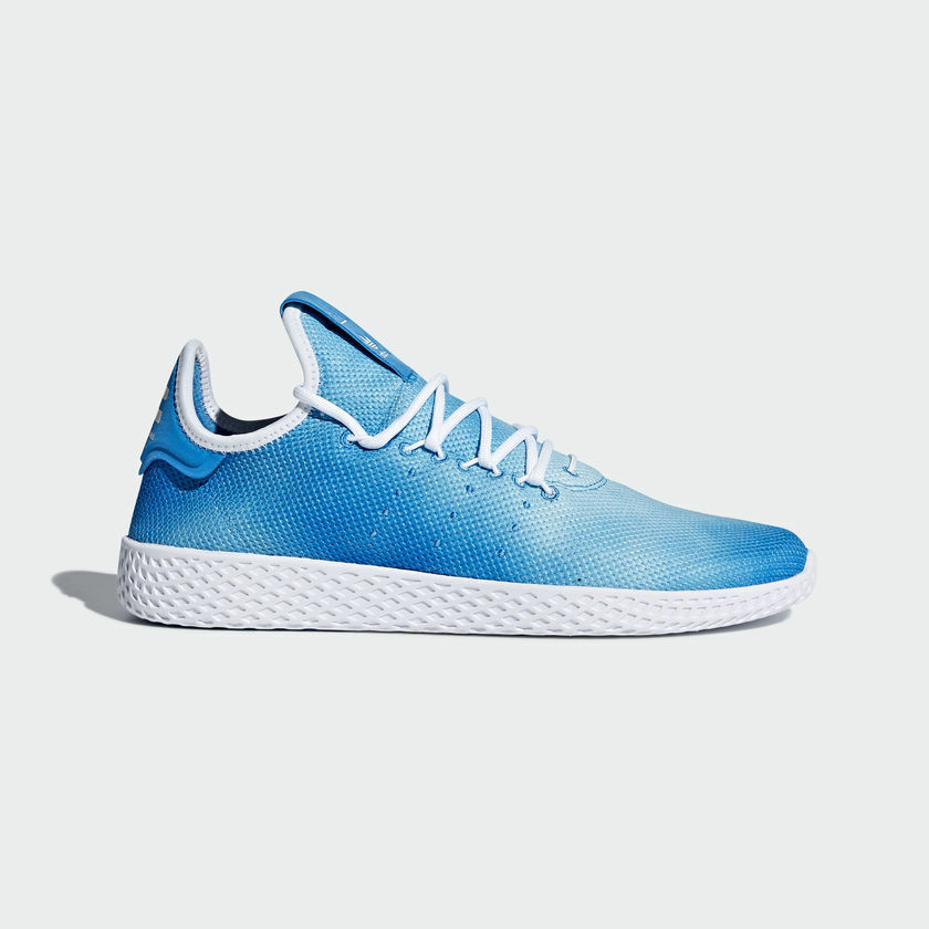 Adidas Original Tennis Hu  Pharrell Williams  NEW AUTHENTIC bluee White DA9618