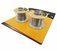 2 X Solder Soldering Leads Wire Roles For Soldering Iron Guns