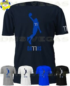 various colors 34fff 11a10 Details about Dallas Mavericks Luka Doncic Jersey Tee Shirt Men Size S-5XL  Dončić Shadow