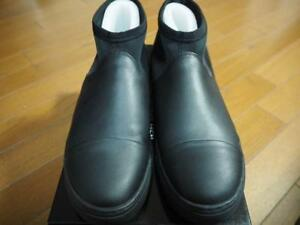11abdd21fc Details about ISSEY MIYAKE MEN High cut shoes boots 17-18AW EU42 US9 Unused  Rare Free shipping