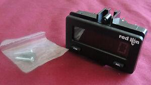 DT8 DT800010 Digital Tachometer Red Lion Controls