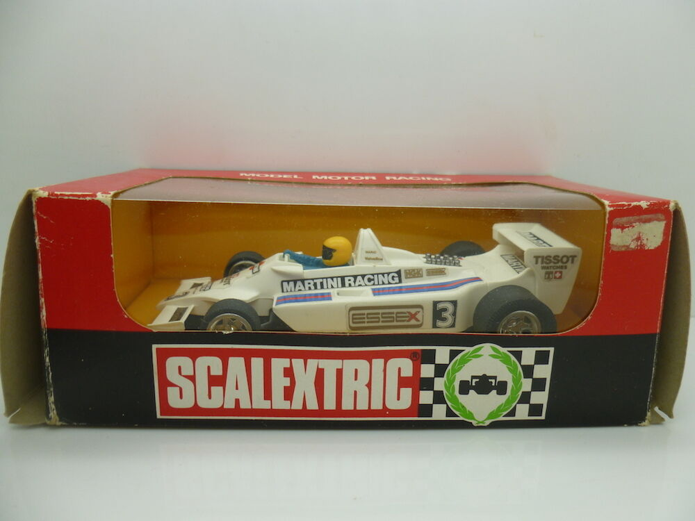 Scalextric Lotus MK-4  4059 en blanco, sin usar y en caja