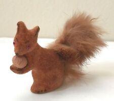 Rare VTG Wagner Kunstlerschutz Squirrel Animal Monkey Label West Germany 50s-60s