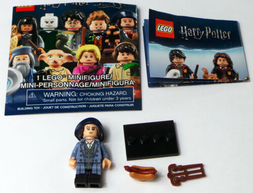 Lego Harry Potter Fantastic Beasts Series Minifigure Tina Goldstein 71022