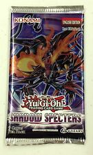 YuGiOh Shadow Specters 9cd Booster Pack English 1st Edition (2x/$6.45 available)