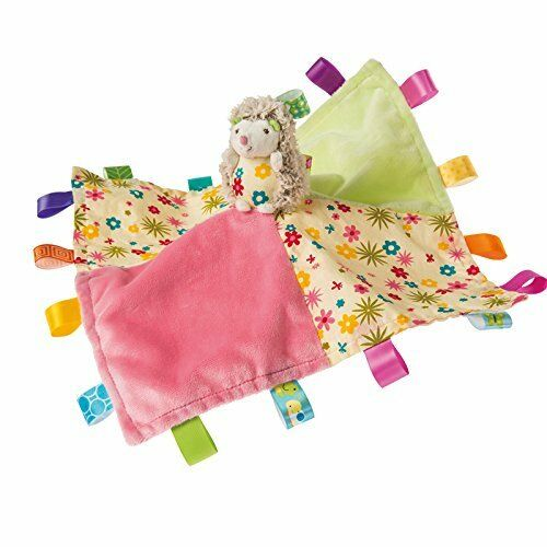 Mary Meyer Taggies Petals Hedgehog Character Blanket