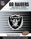 Go Raiders Activity Book by Darla Hall (Paperback / softback, 2014)