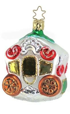 Inge Glas Santa Kringle/'s  Cookies 2-130-03 German Glass Christmas Ornament