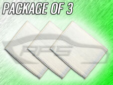 C36099 CABIN AIR FILTER FOR 2010 2011 FUSION MKZ MILAN - PACKAGE OF 3
