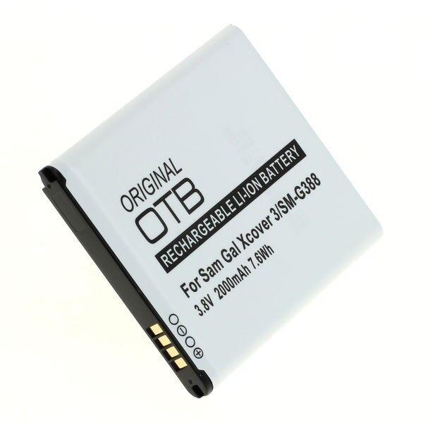 OTB Premium Akku für Samsung Galaxy XCover 3 SM-G388 Li-Ion -8012228- Ersatzakku