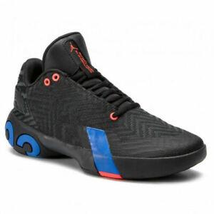 Détails sur Hommes Nike Jordan Ultra Fly 3 Bas Baskets Noir Pacific Bleu AO6224 004 UK 17