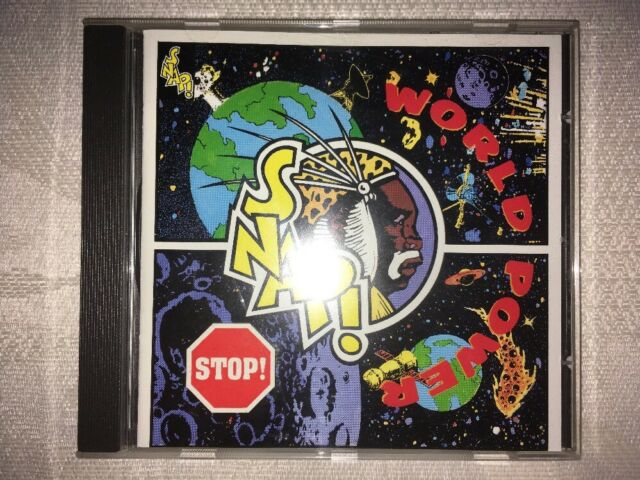 CD SNAP . WORLD POWER