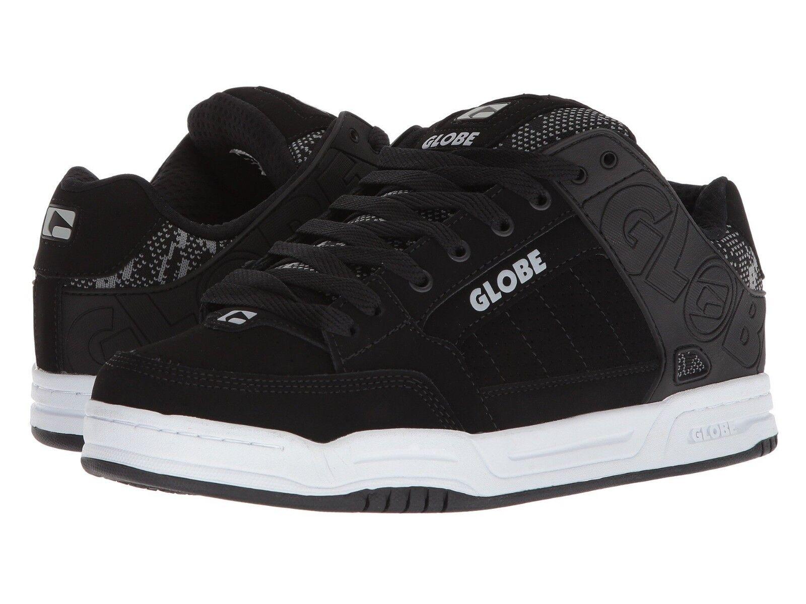 Herren GLOBE TILT SKATEBOARDING Schuhe NIB NIB NIB BLACK JAQUARD b83954