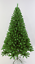 Slim Christmas Tree Pencil Green 6ft 1.8M Nice Slim Thick with Metal Stand New