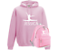 Personalised Gymnastics Kids Dance Bag+hood Sports Kit Gymnast Back to School
