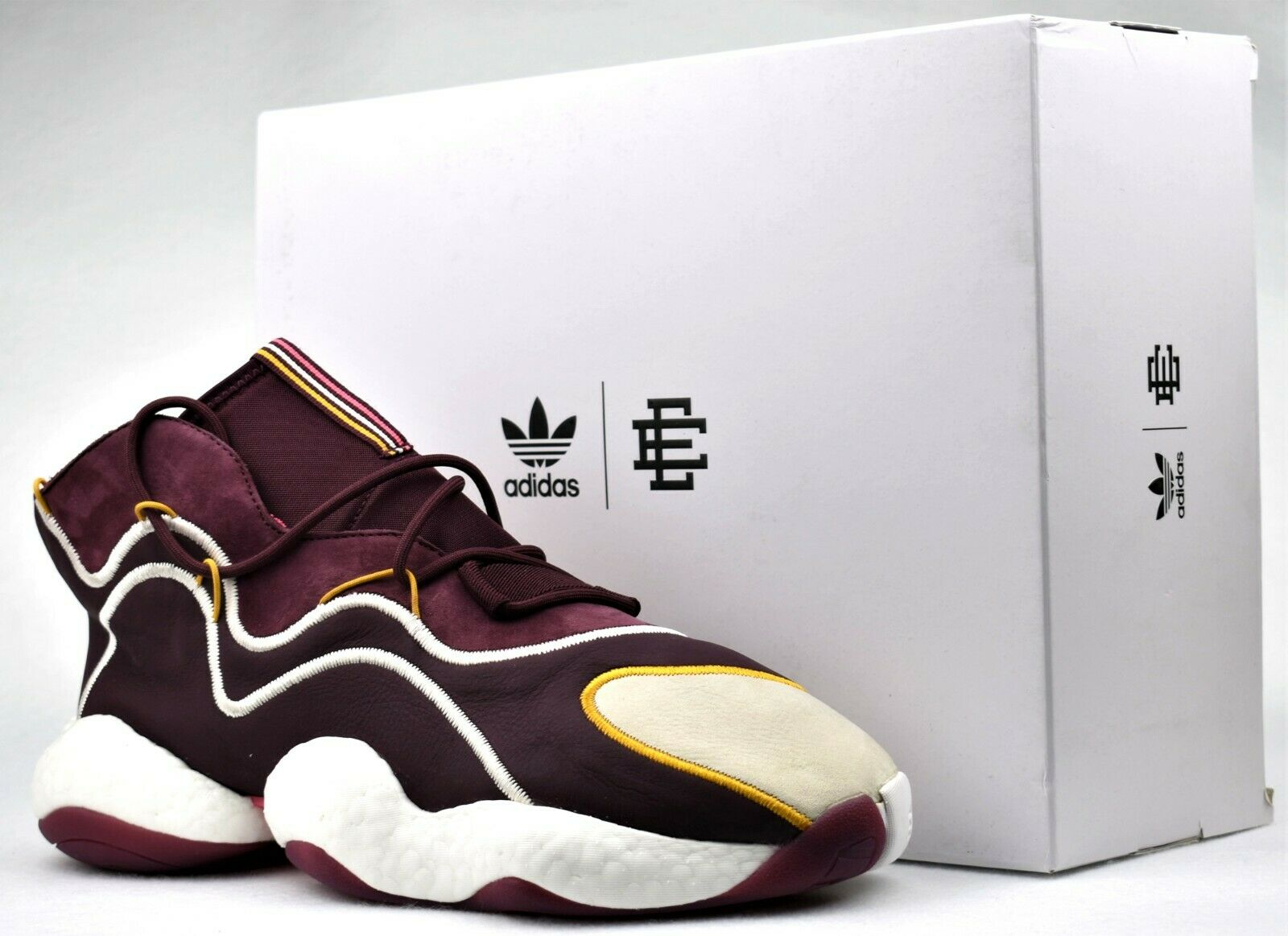 ADIDAS CRAZY BYW I EE - New Men's Sneakers Eric Emanuel shoes BD7242 Mult Sizes