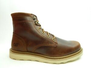 CAT Chronicle Mens DOGWOOD Tan ankle Boot
