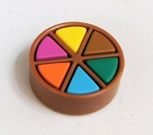New Token Pie Set Wedges Die Trivial Pursuit Game Pieces Sealed Parts Bags