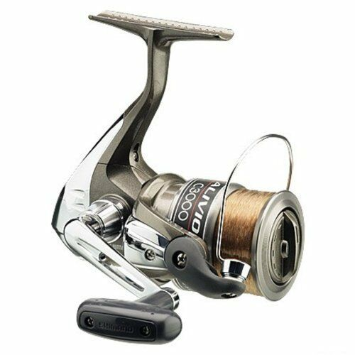 SHIMANO ALIVIO 6000 Saltwater Freshwater Spinning Reel 027757 Japan new .