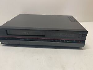 RARE-Vintage-Sylvania-VCR-VHS-Player-Video-Cassette-Model-VC8932AT01-COOL-OLD