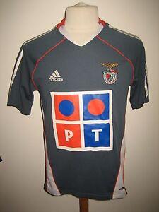 Benfica-away-Portugal-football-shirt-soccer-jersey-voetbal-trikot-camisa-size-S