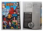 2099 numero 6, X-Men (doppia storia), Firelight, Doom, Maggio 1996