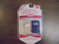 Intec Advanced Memory Card 16mb For Game Cube