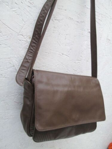 Sac À Enny Vintage Cuir Bag Main Magnifique qRdx5q
