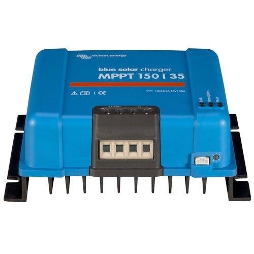 Solar Charge Controller Victron BlauSolar MPPT 150 35 12 24V