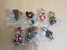 Lot of 7 Final Fantasy 3 Ⅲ Trading Arts mini Figure complete set