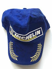 Stefan Mucke and Jan Charouz Hand Signed Michelin Podium Cap Le Mans.