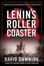 A Jack Mccoll Novel: Lenin's Roller Coaster 3 by David Downing (2017, Hardcover)