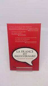 La-France-est-ingouvernable-de-Laurence-Masurel-Livre-d-039-occasion
