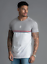 Gym-King-Mens-Short-Sleeve-Crew-Neck-Block-Panel-Taped-New-Slim-Fit-T-shirt-Tee thumbnail 7