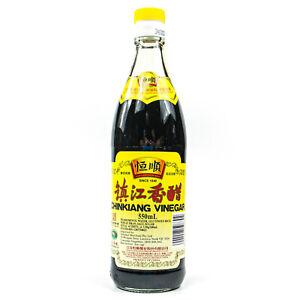 Heng-Shun-Original-CHINKIANG-Vinegar-Black-Vinegar-Rice-Vinegar-550ml-from-China