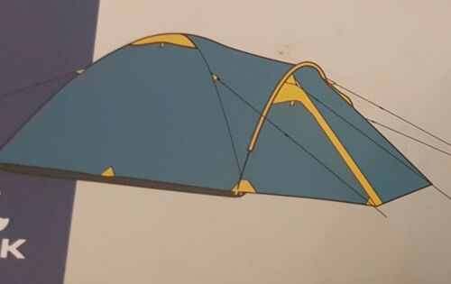 OCK 3 Personen Zelt 3.2m x 2.05m
