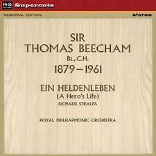 Richard Strauss: Ein Heldenleben (A Hero's Life) LP (Vinyl, Jun-2012, Hi. Q)