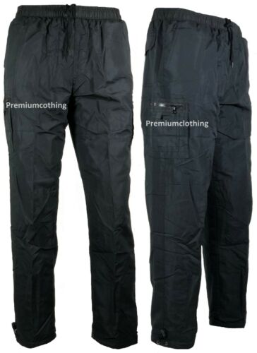 Homme Thermal Doublé Pantalon Plain Camouflage Pantalon de survêtement motif Pantalon Polaire Pantalon De Femmes