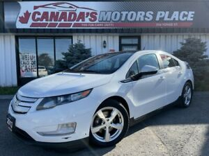 2012 Chevrolet Volt HYBRID   NO ACCIDENTS   FAST CHARGE