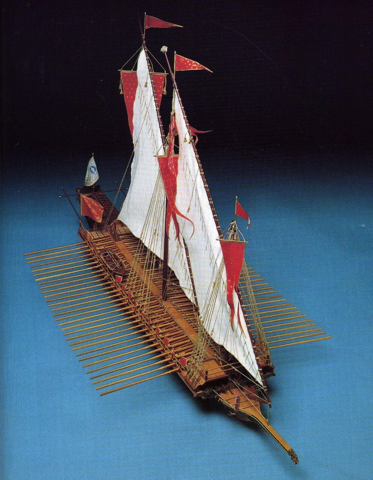 COREL SM25 BARCA Modello REALE DI FRANCIA Galea francese secolo XVII scala 1 60