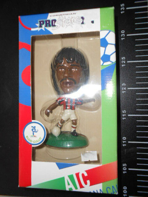 CORINTHIAN HEADLINERS XL Gullit Collectors Edition Milan Figure PROSTARS Player