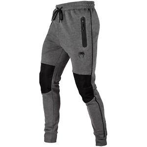 comprar popular d0574 9caf5 Detalles de Venum Laser Pantalón Chándal Gris Pantalones de Ropa Gimnasio  Corredores