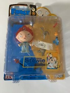 Family-Guy-Bedtime-Stewie-Figure-Series-1-Squint-Eye-Variant-RARE-New-READ-i