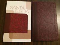 Reina Valera Santa Biblia - $19.99 Retail - Leathersoft